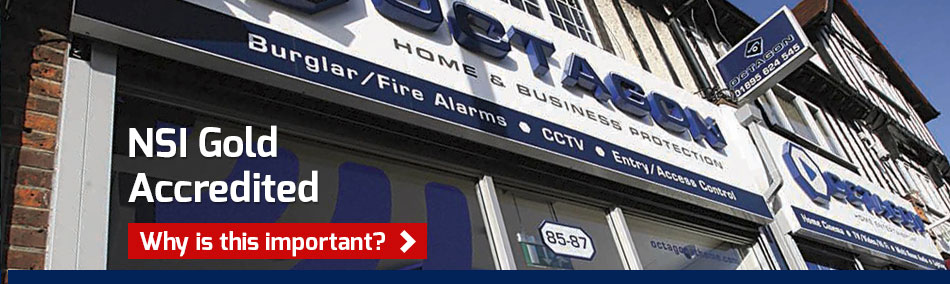 alarm installers Octagon
